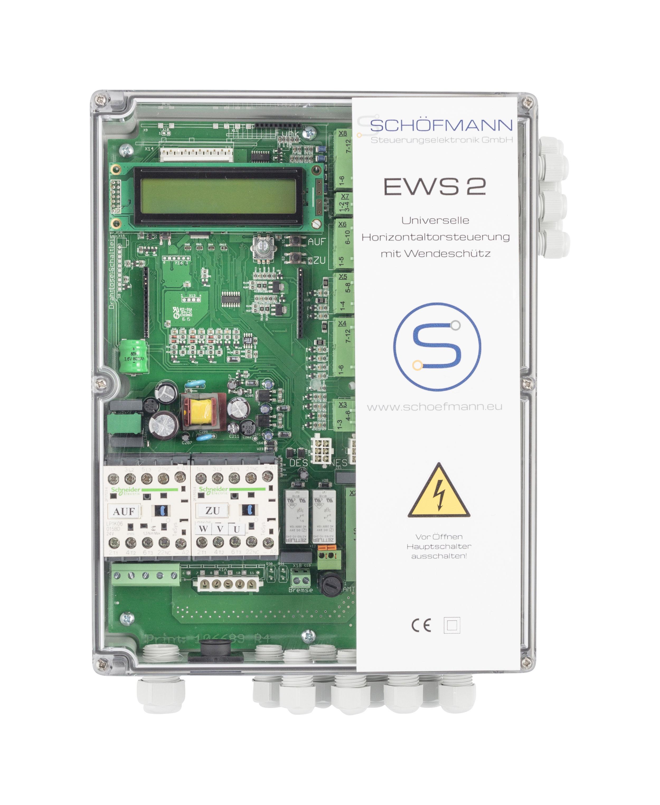 Copy of EWS 2 - Steuerung für Schiebetore