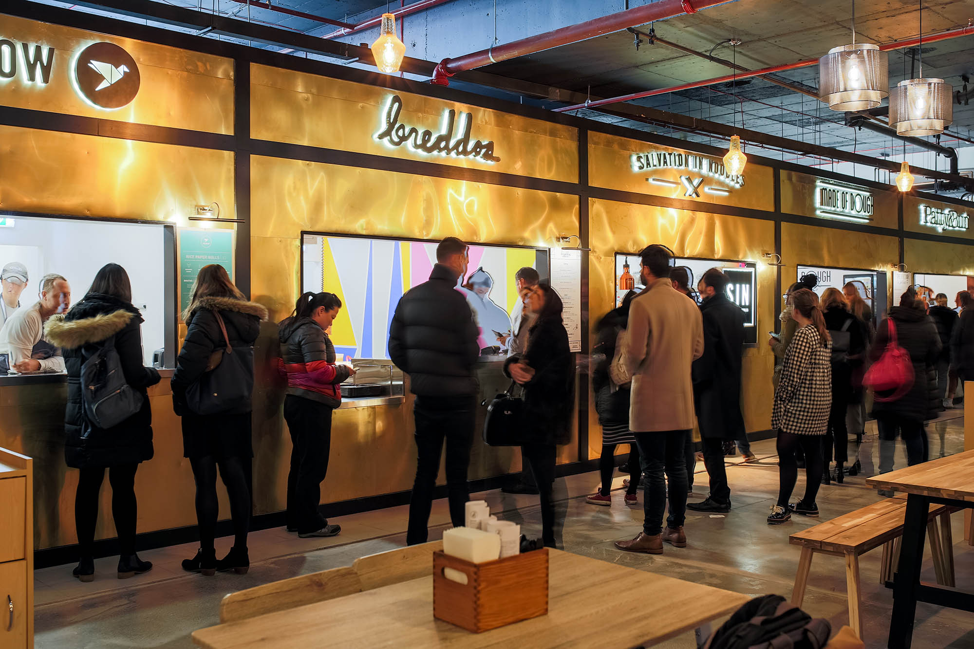 feast canteen hammersmith london