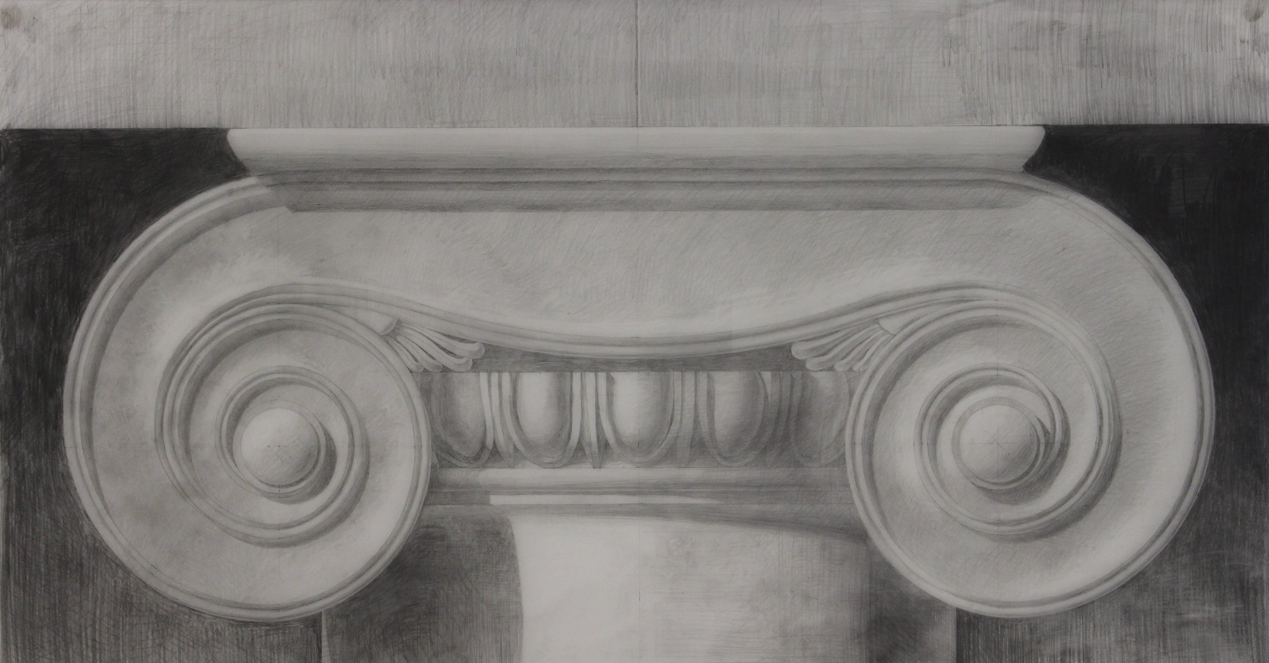 Ionic Capital by Francis Terry 750 x 1360mm.jpg