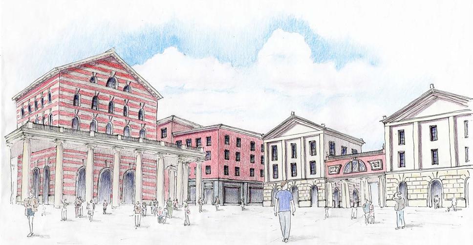 Proposal for Stevenson Square : 2018 Program