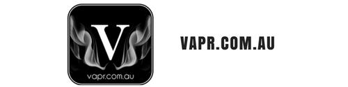 Now Available at: VAPR.COM.AU   Byron Bay Cloud Co.   Premium Small Batch E-Liquid, Australia