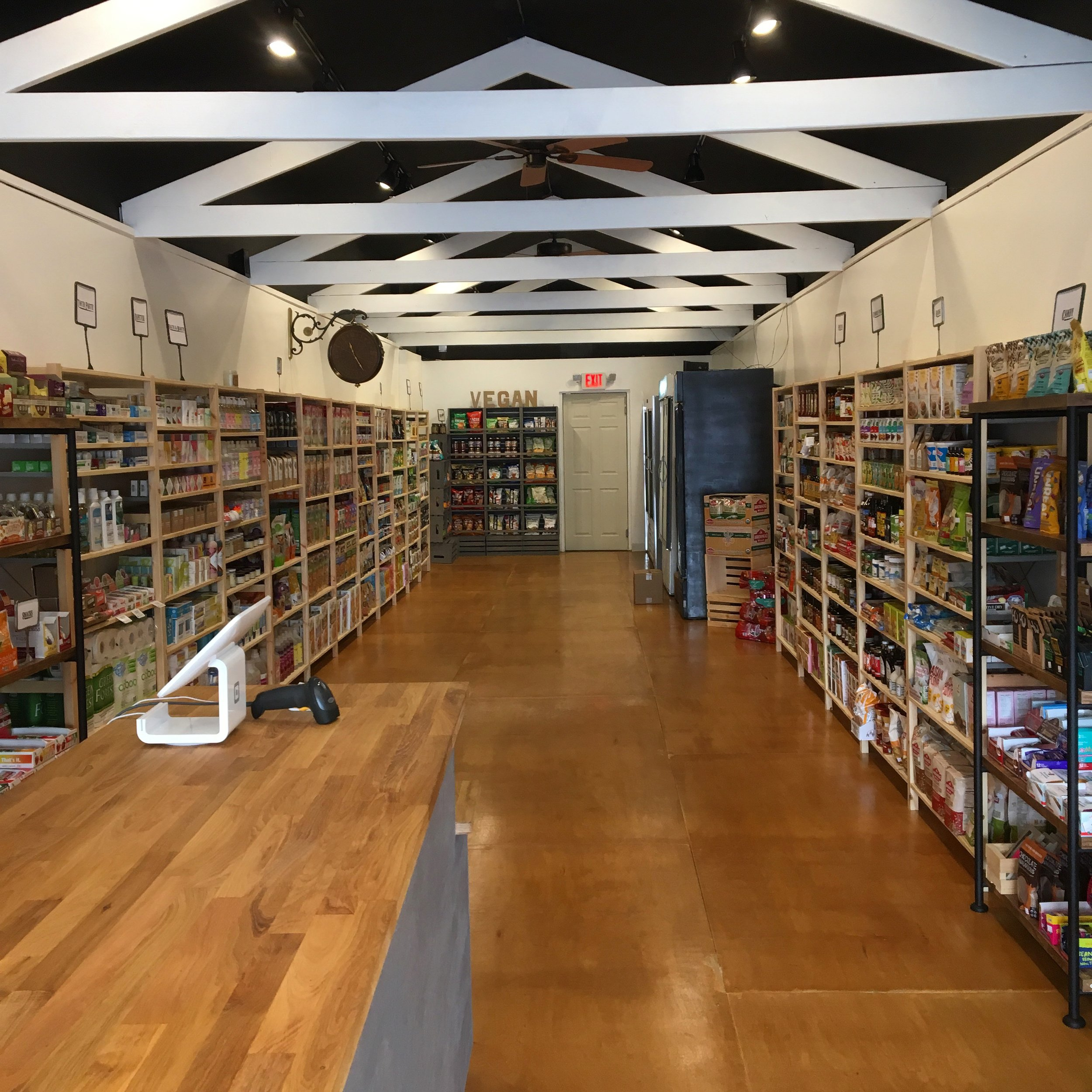 Take a look inside your favorate new store!