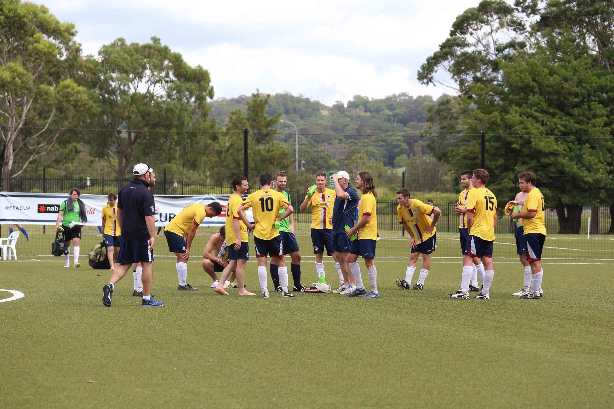 FFA Cup -Round 1, 2016