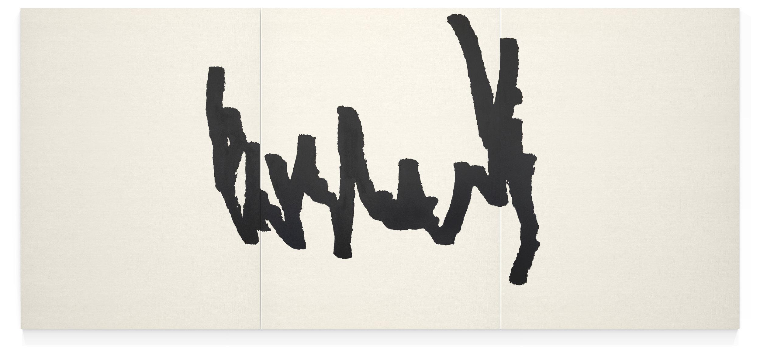 Línea a través de Tres Lienzos — Diego Berjon