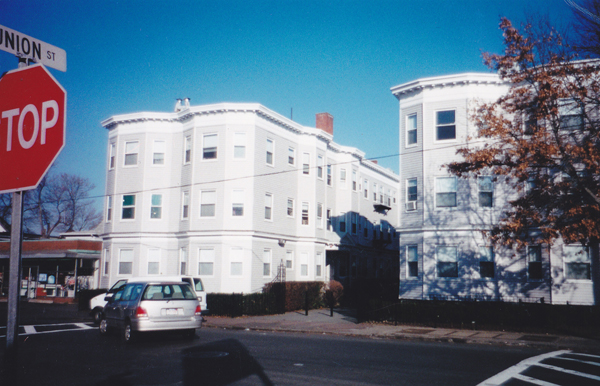 Kingsley Terrance Apartments   48 unit residential apartment building in Lynn, MA
