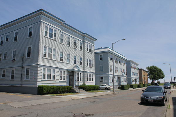 Surfside Apartments   68 unit residential apartment building in Lynn, MA
