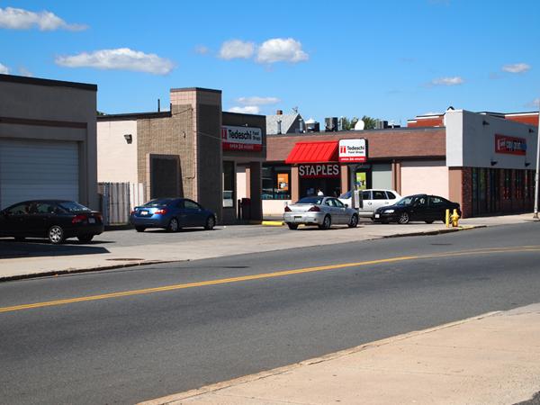 127-137 Main Street   19,000 SF retail development in Medford, MA