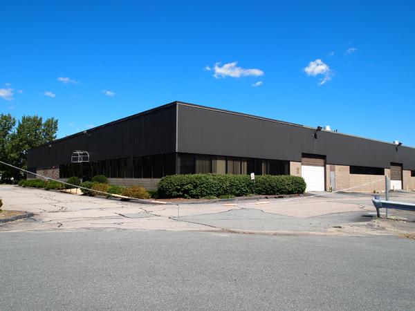 25 Sycamore Avenue   45,000 SF industrial development in Medford, MA
