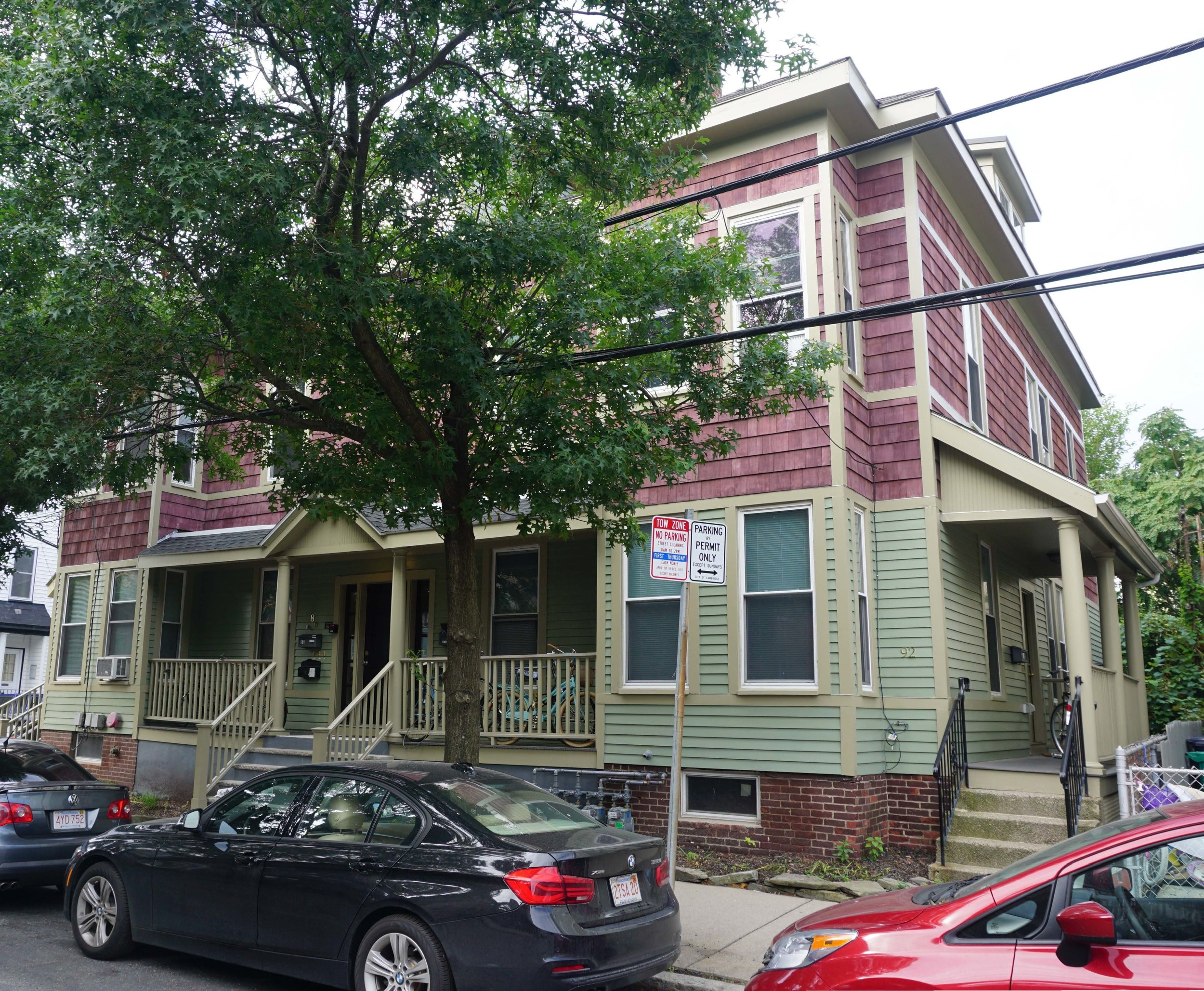 86 - 92 Webster Avenue, Cambridge