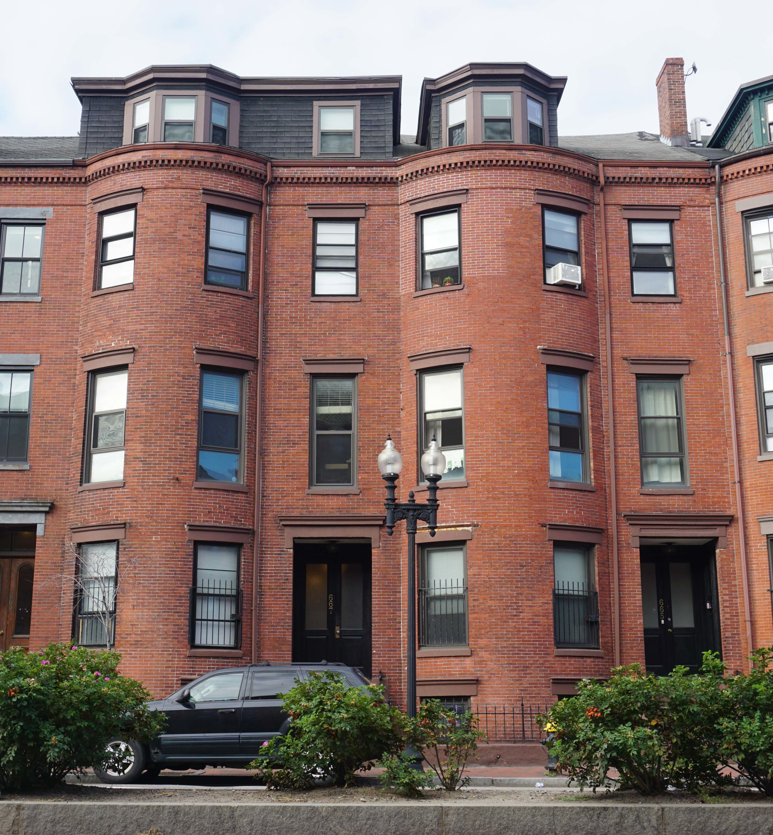 665 - 667 Massachusetts Avenue, Boston