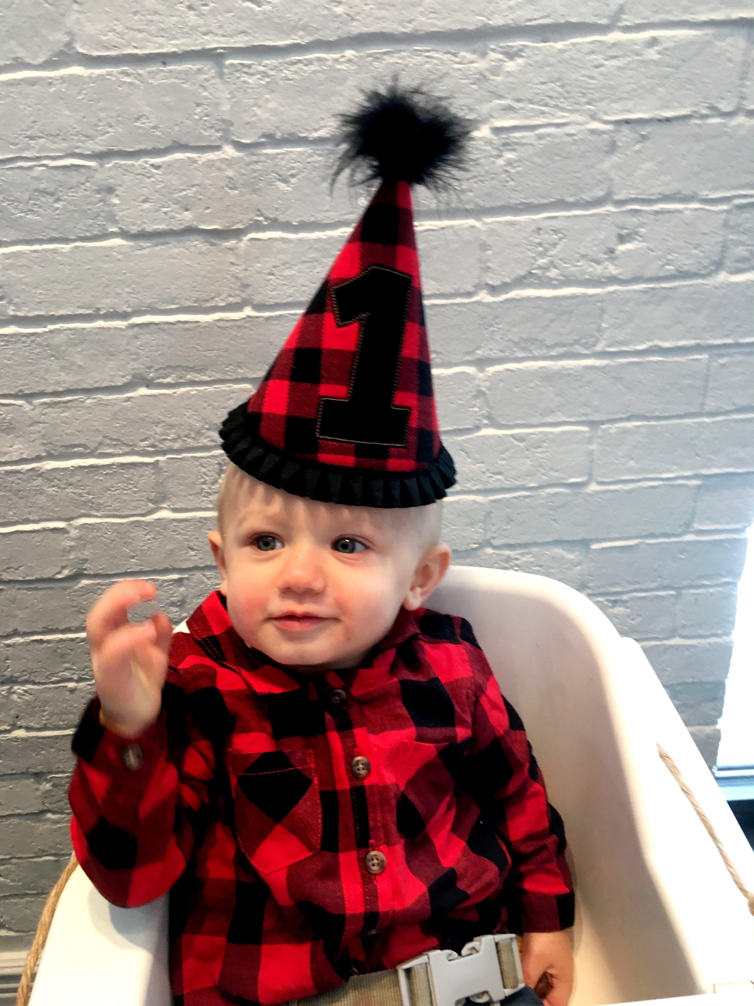 The birthday boy - Hat by FreshforHim