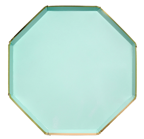 Large Mint Plate