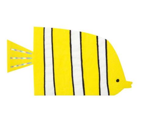 Fish Napkins