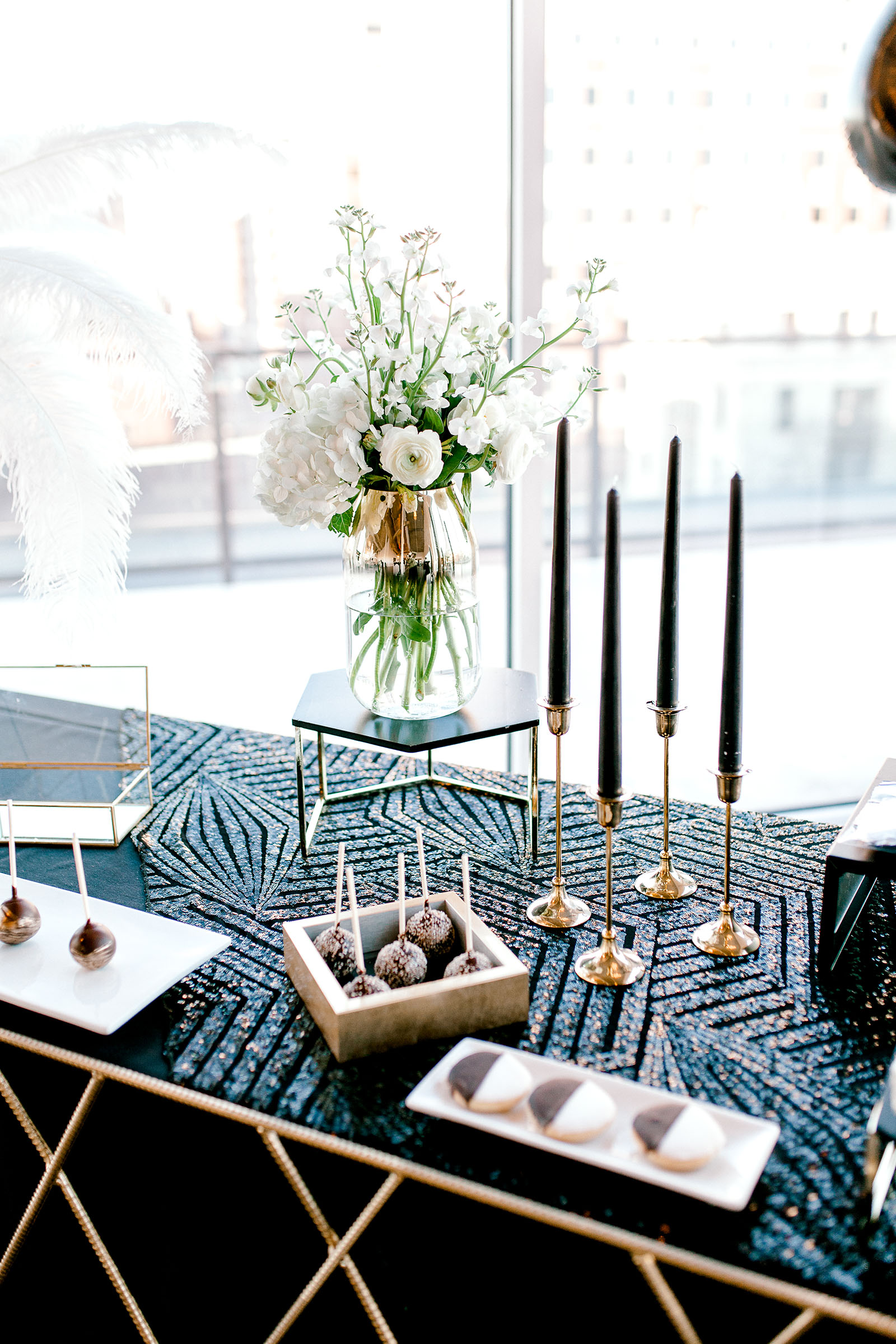 Dessert Table styled by Popseri