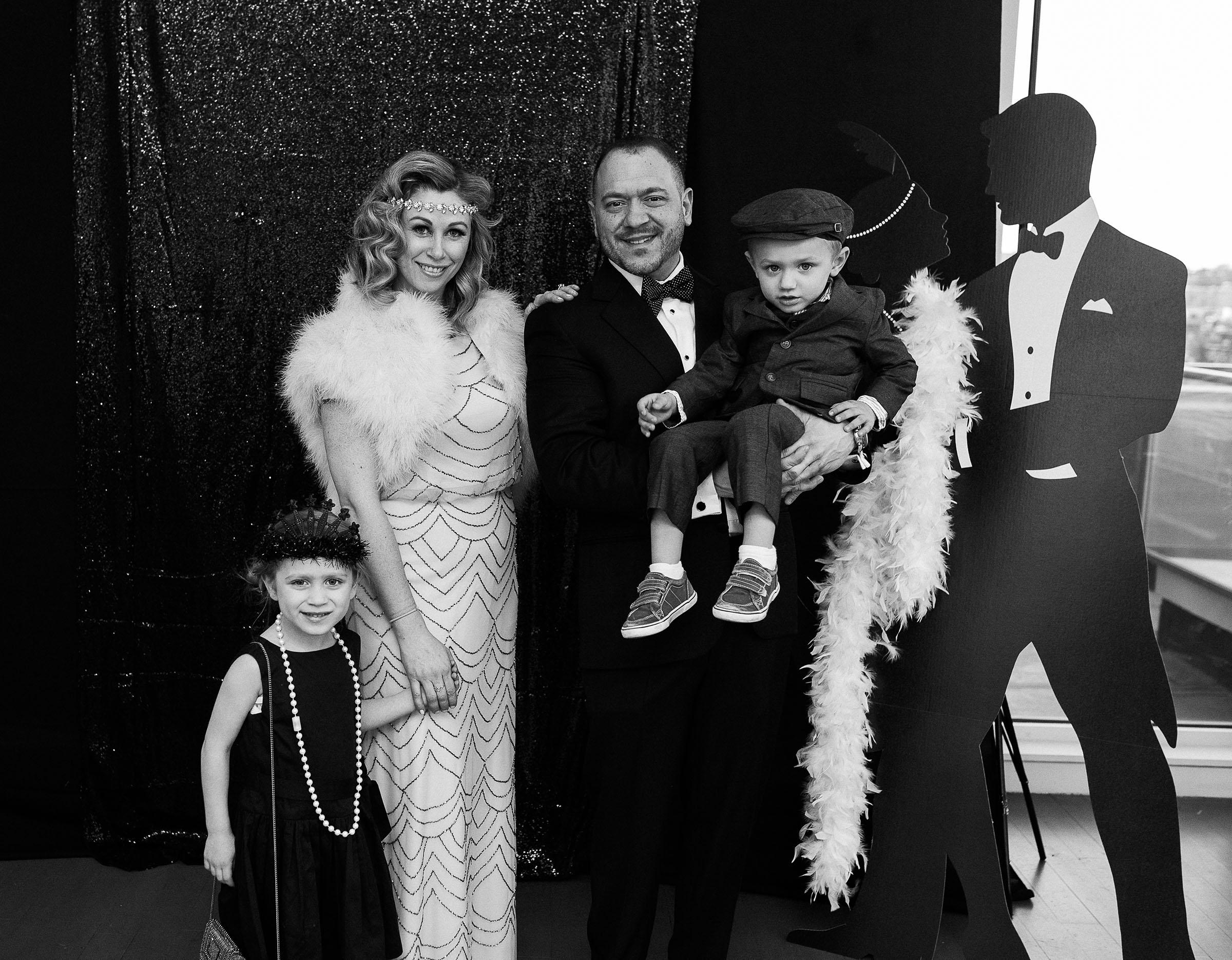 Our Gatsby Attire