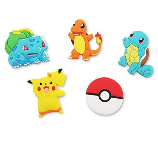 Pokemon magnet confetti