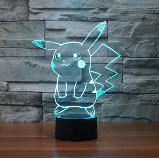 Pokemon LED light