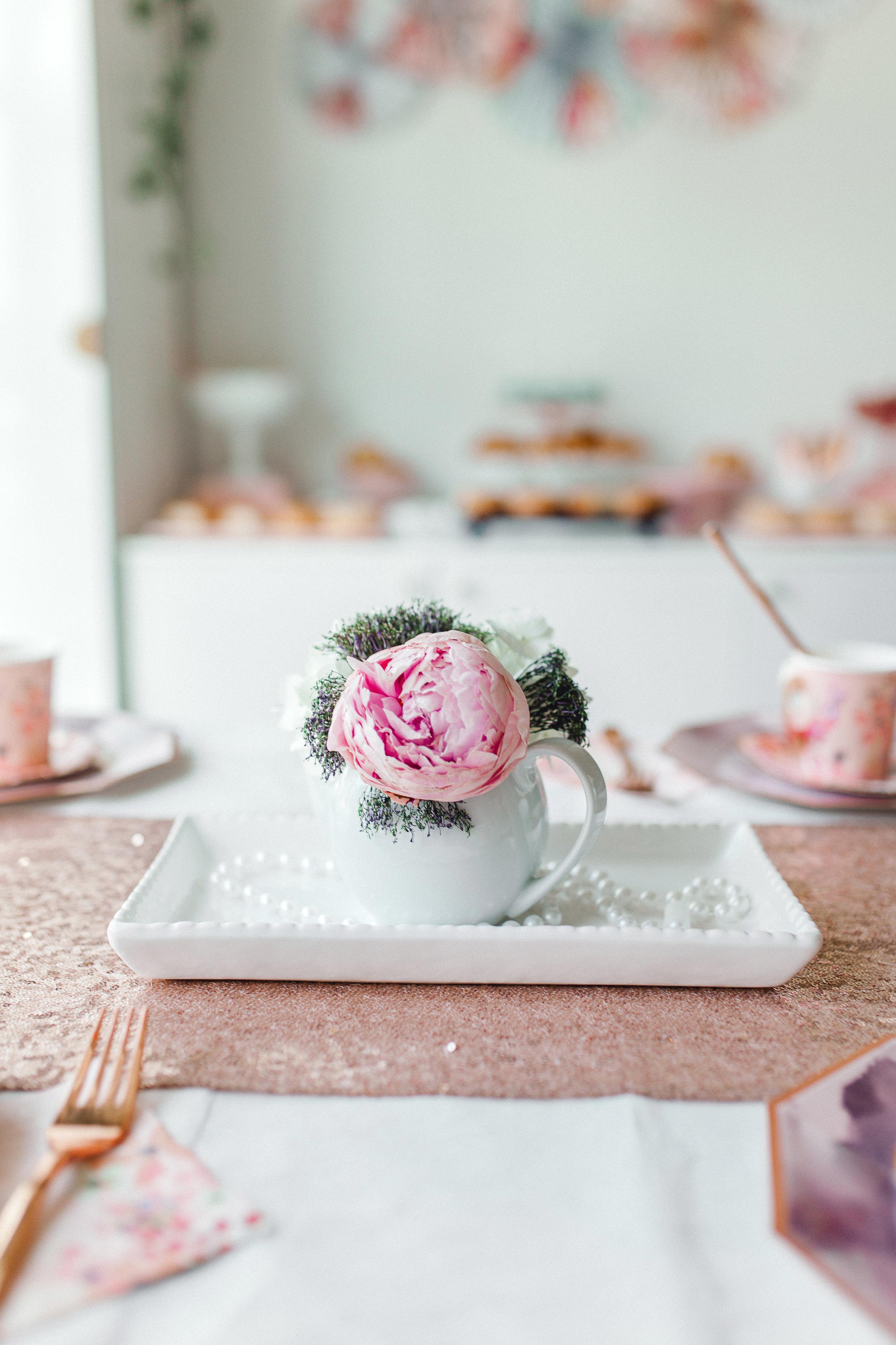 Floral Tea Pots by Popseri