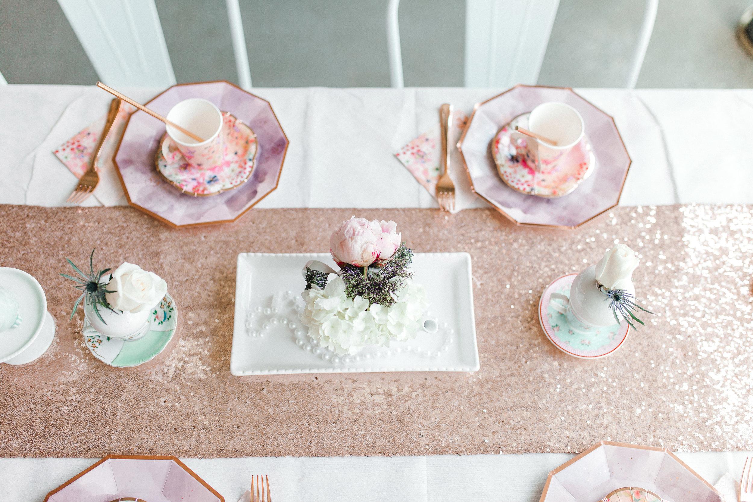 Tablescape by Popseri