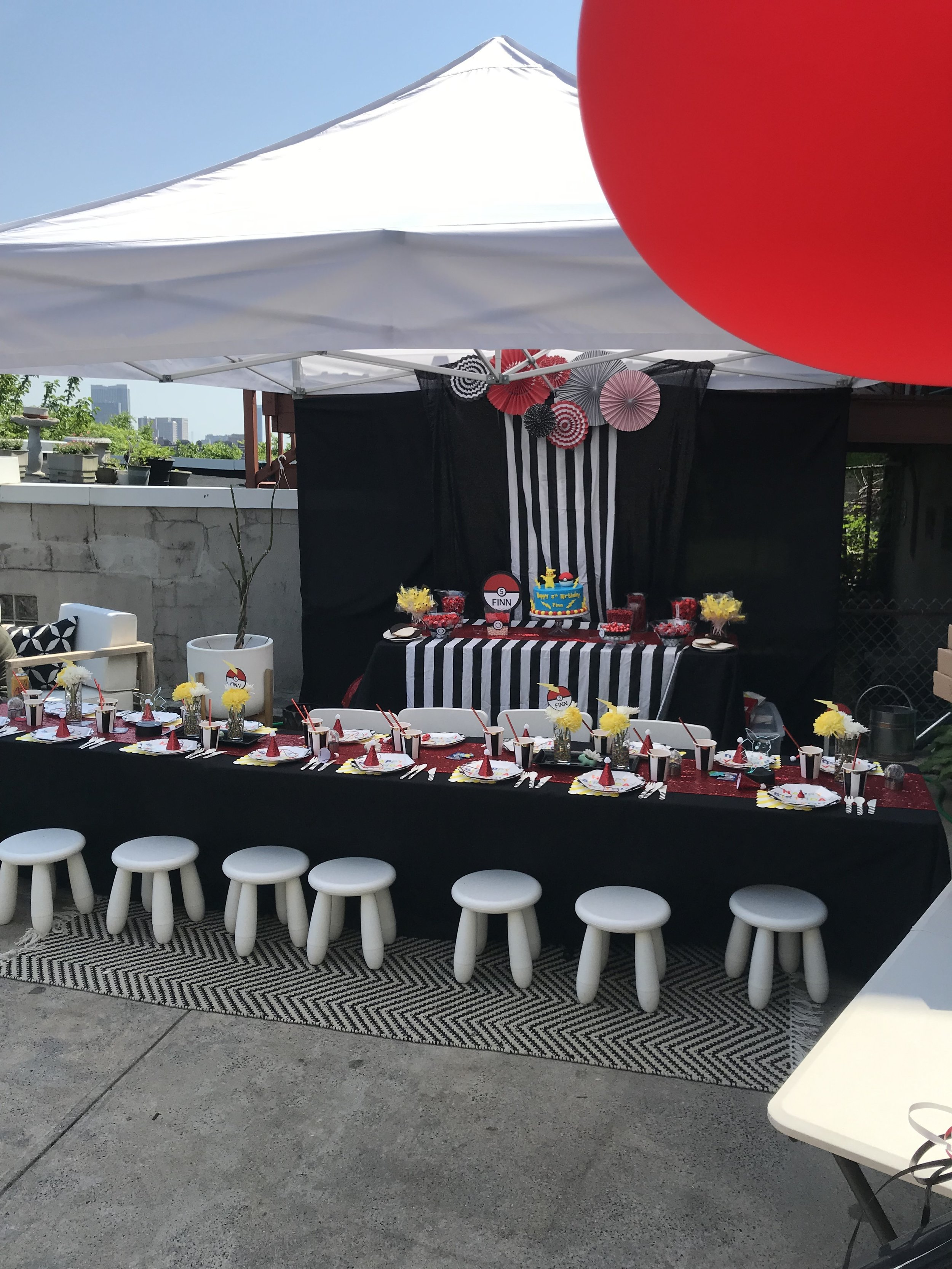 Popseri Tabletop & Dessert Table packages -  Styled by Kristy F in Jersey City, NJ