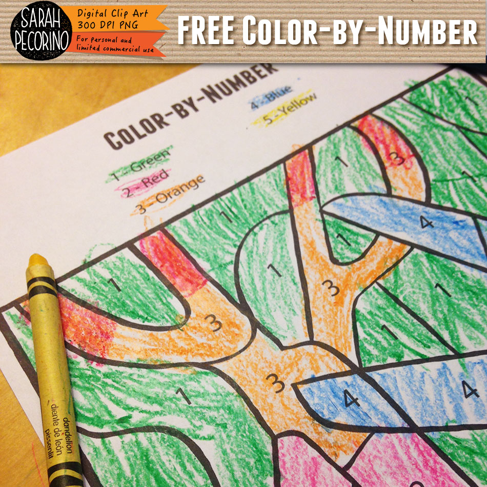 42 Color By Number Your Own Pictures HD
