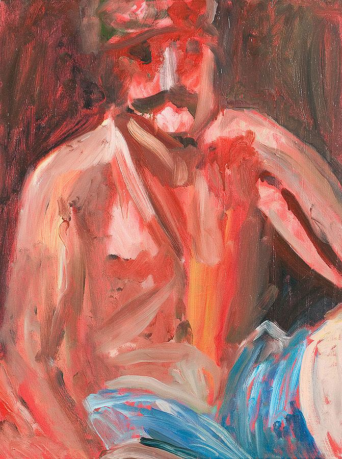moustache, 2012