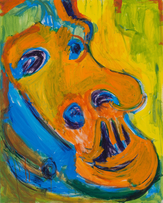 Portrait of van Gogh, 2009