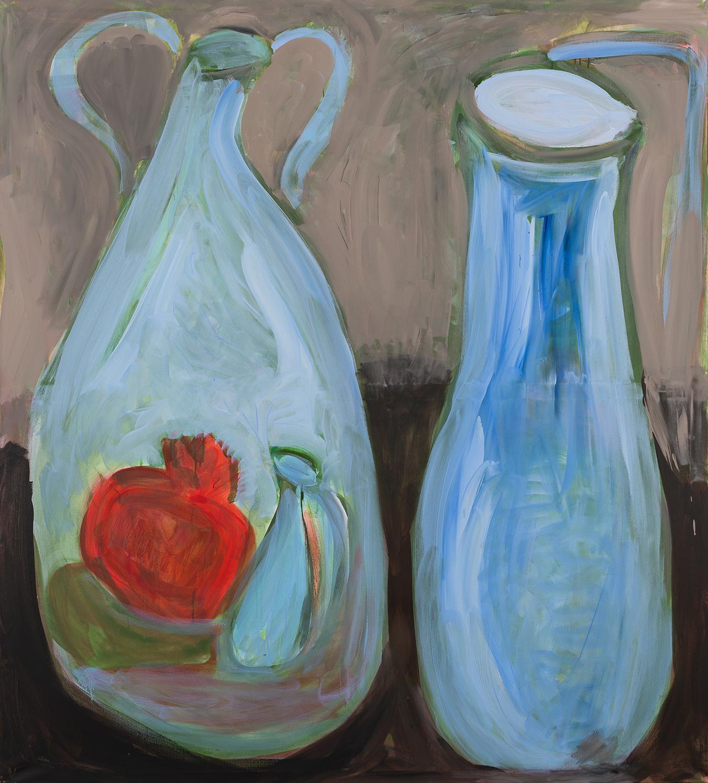 two jugs, 2014