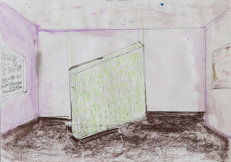 the husband is no wall, 2007