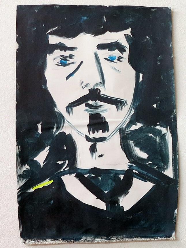 Rainer Ganahl - for Alfred Jarry, 2014