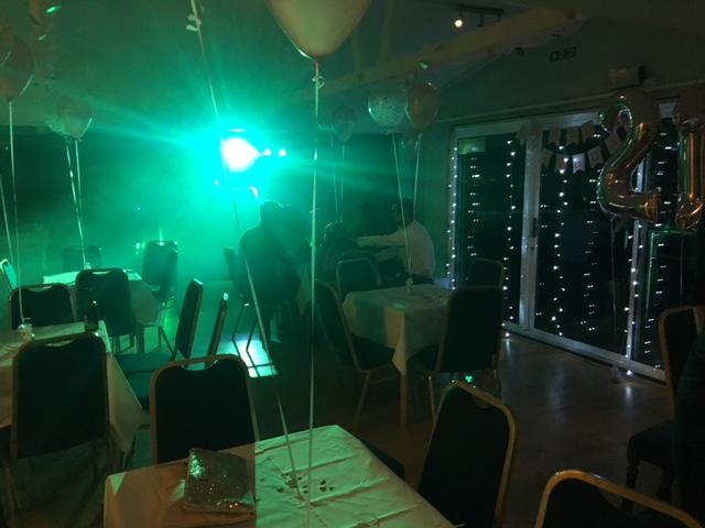 21st Birthday Party -