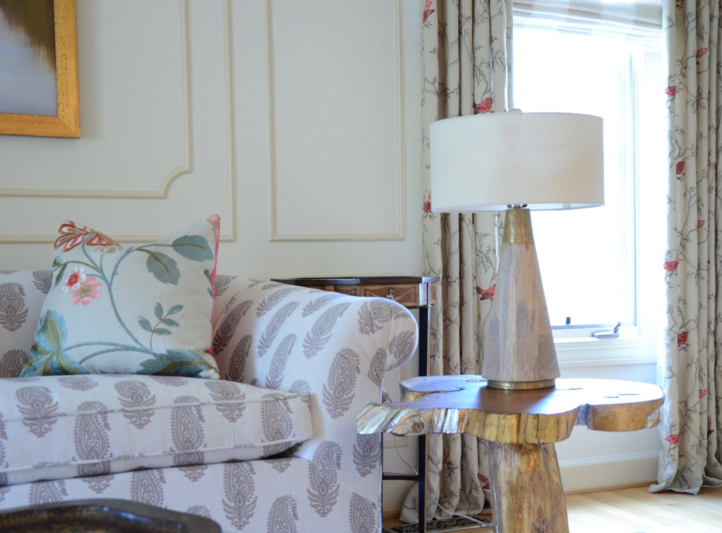Living Room Designed by Valerianne