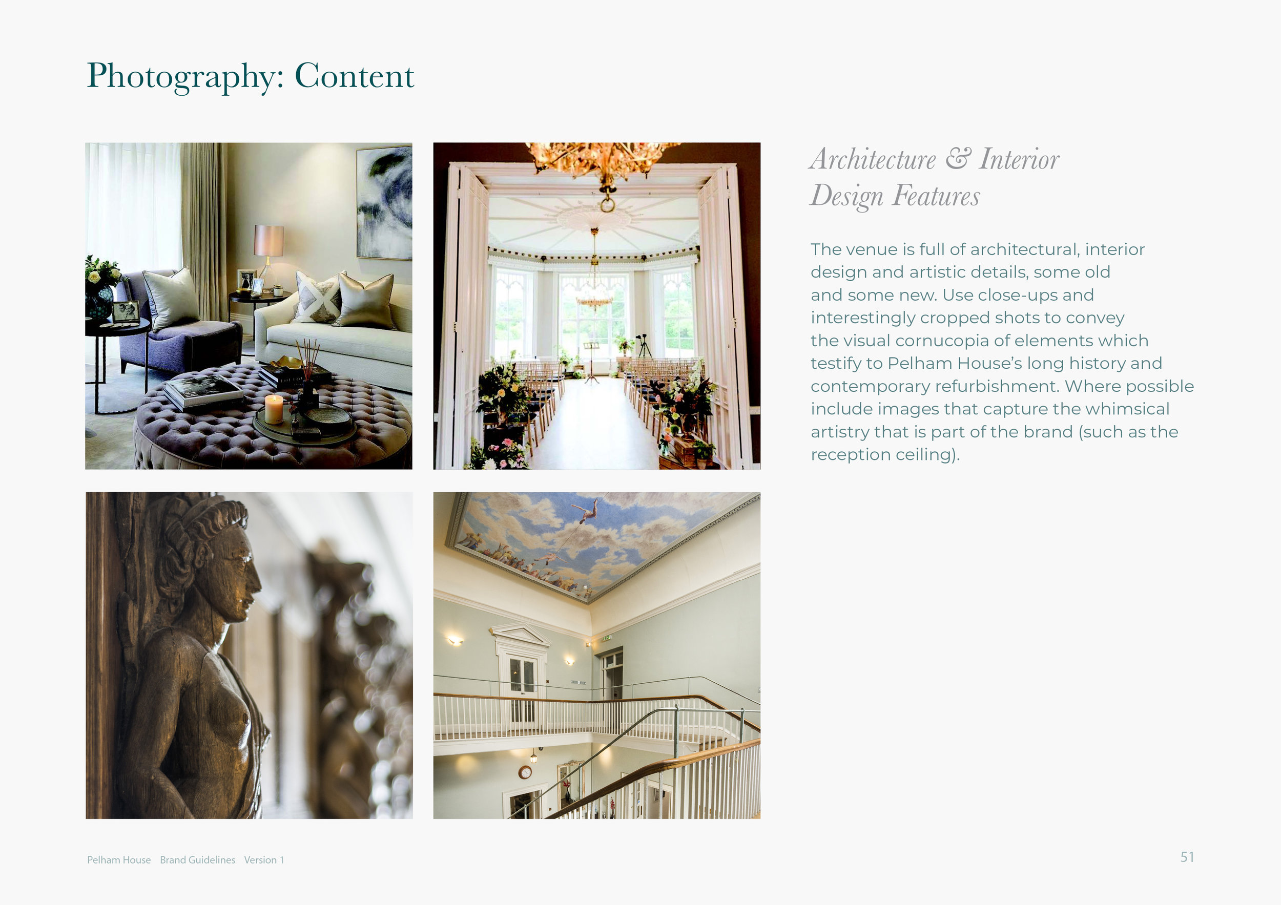 Brand guidelines: photography content