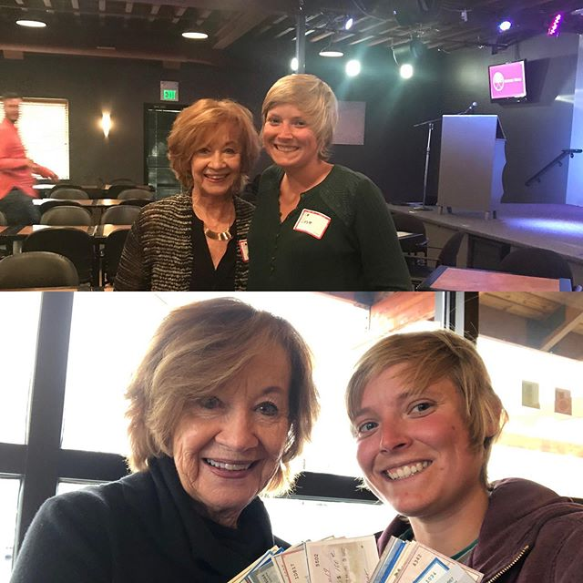 On Tuesday we had the honor of presenting at 100 Women Who Care in Boulder County. This was an amazing opportunity to explain who we were as a nonprofit. We have the increased honor of winning their amazing support!!! Looking forward to increase our programs!! #futureherewecome #thankyou #gratitude #grateful #100womenwhocare #makingadifference