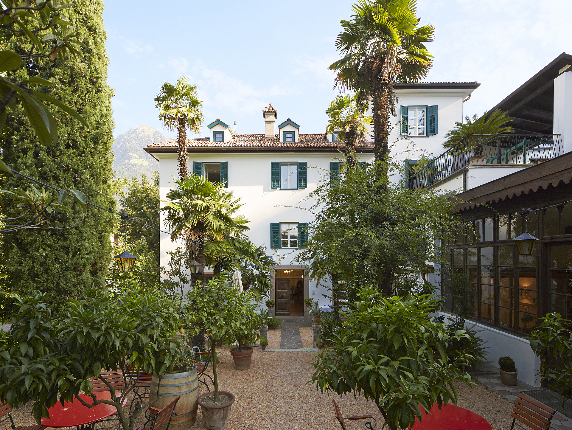 Hotel Ottmanngut in Merano