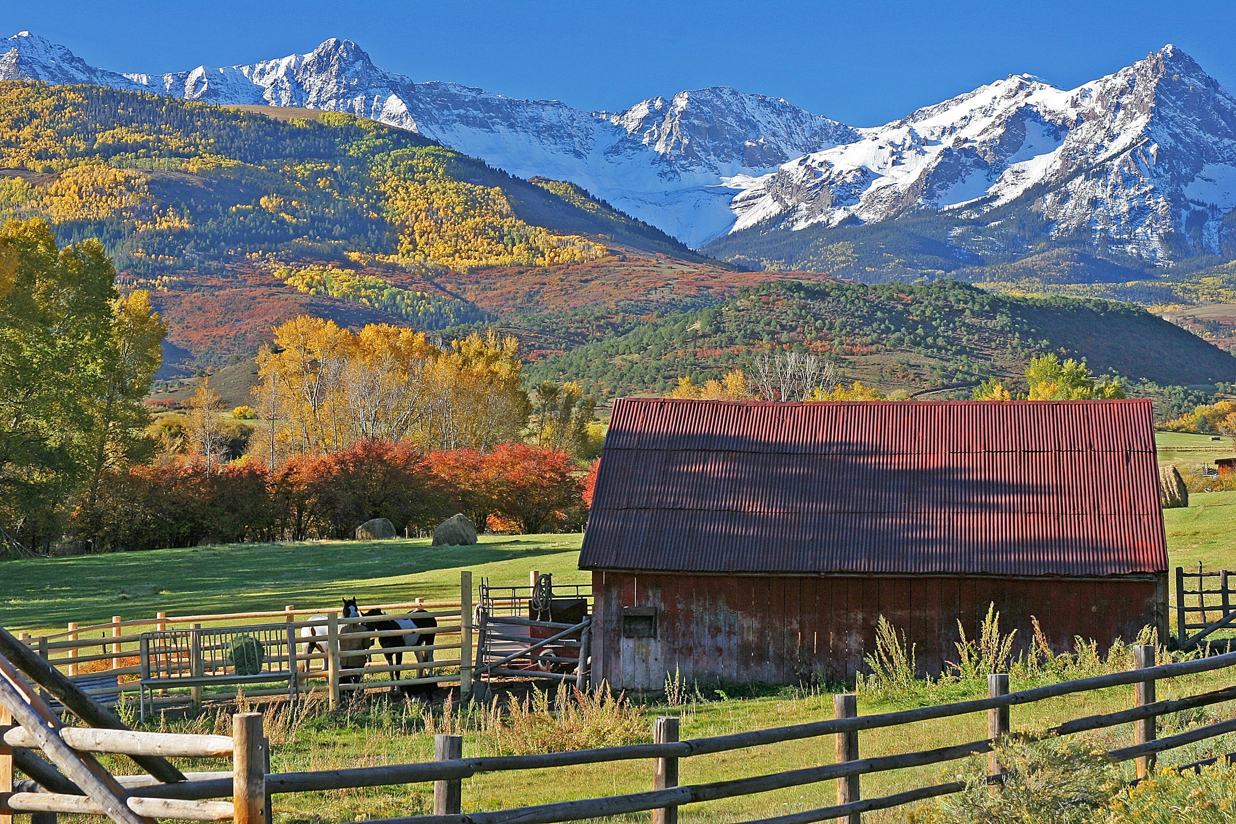 san juans in the fall