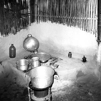 Our kitchen    Yethi Raj / PhotoVoice / LWF