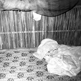 My bed    Yethi Raj / PhotoVoice/LWF