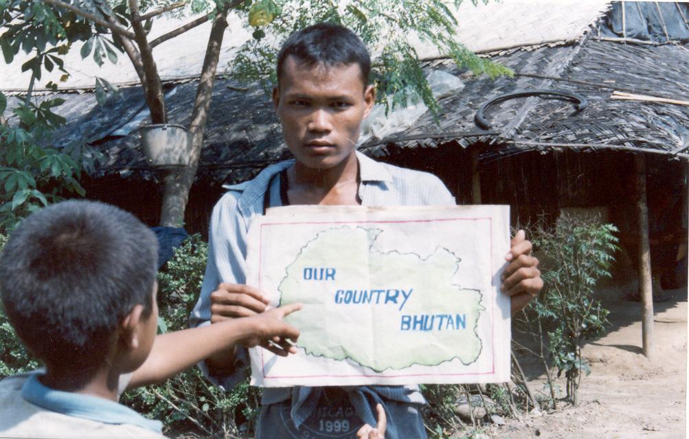 We are always thinking of Bhutan. Ndr Bdr / PhotoVoice / LWF