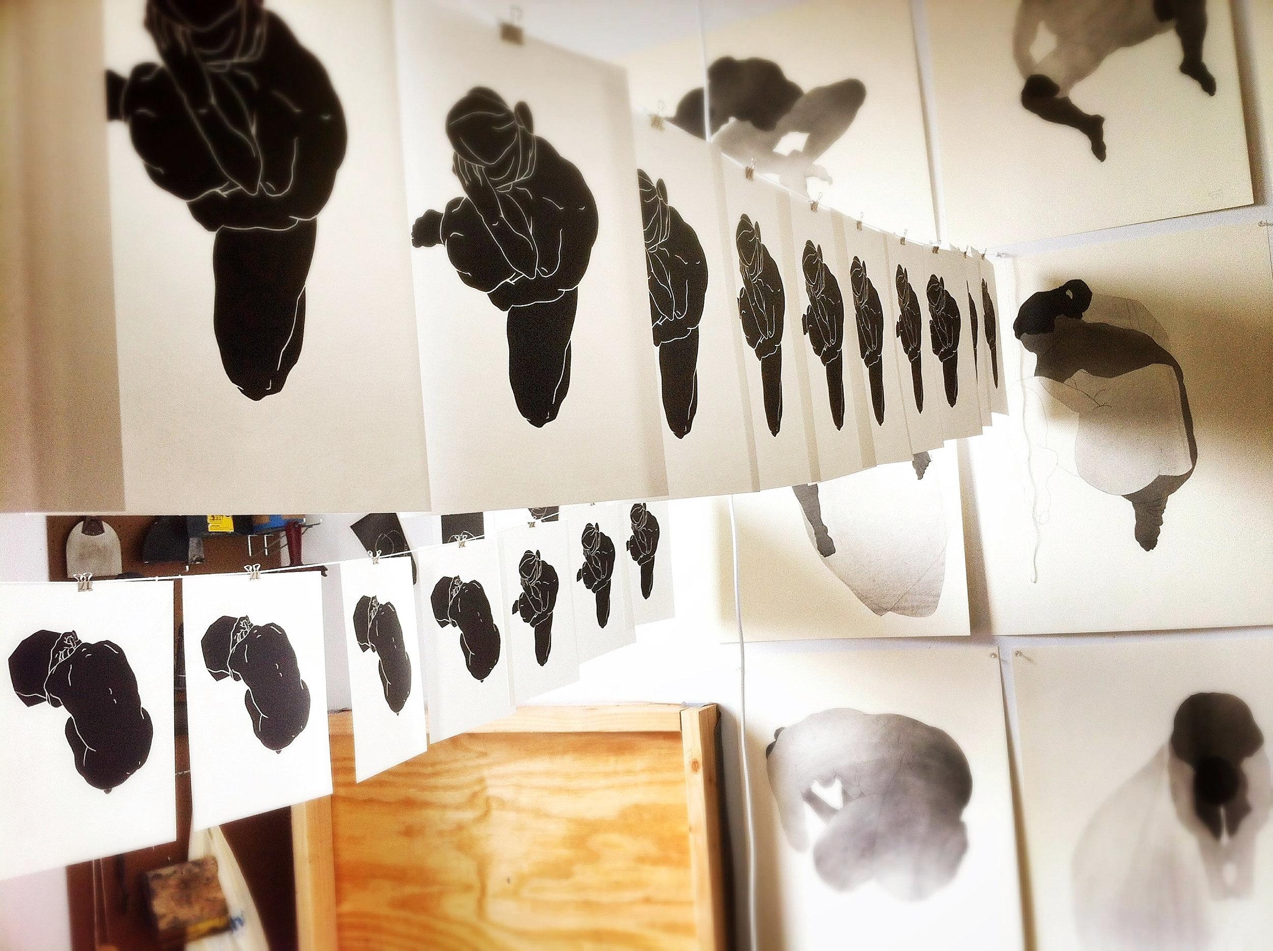 Studio, 2014.