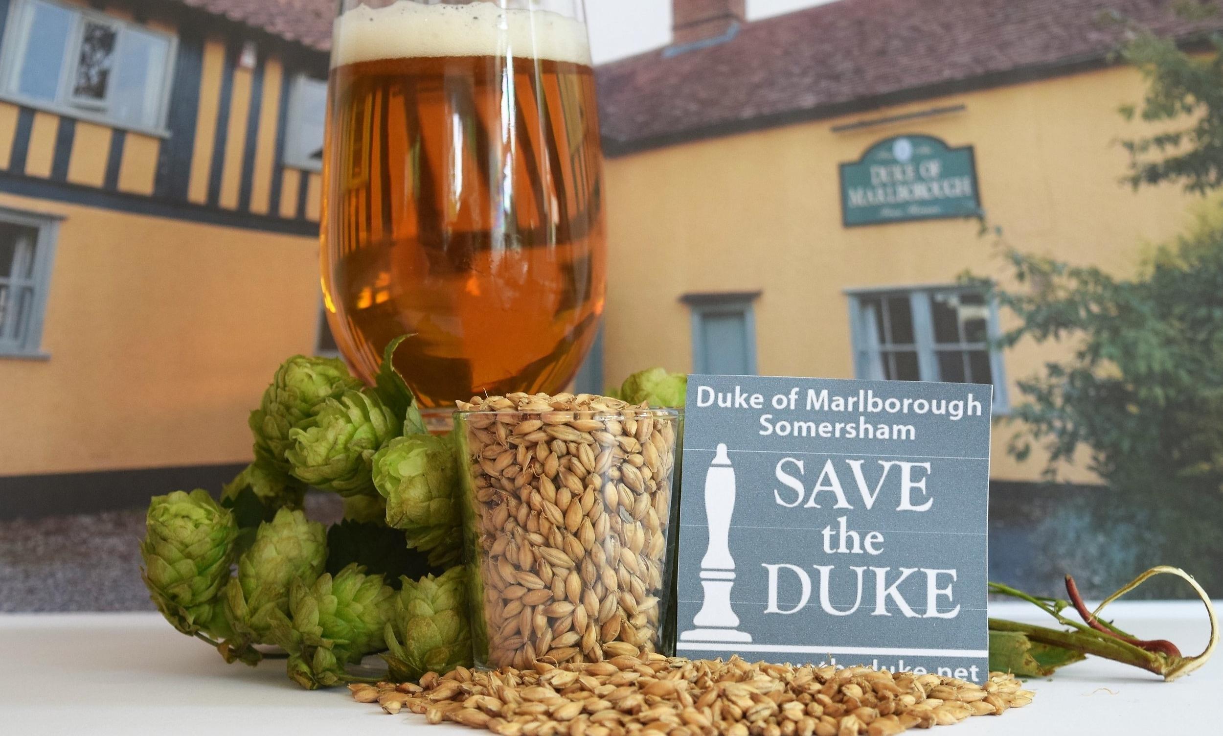 Saved the Duke!    Read more...
