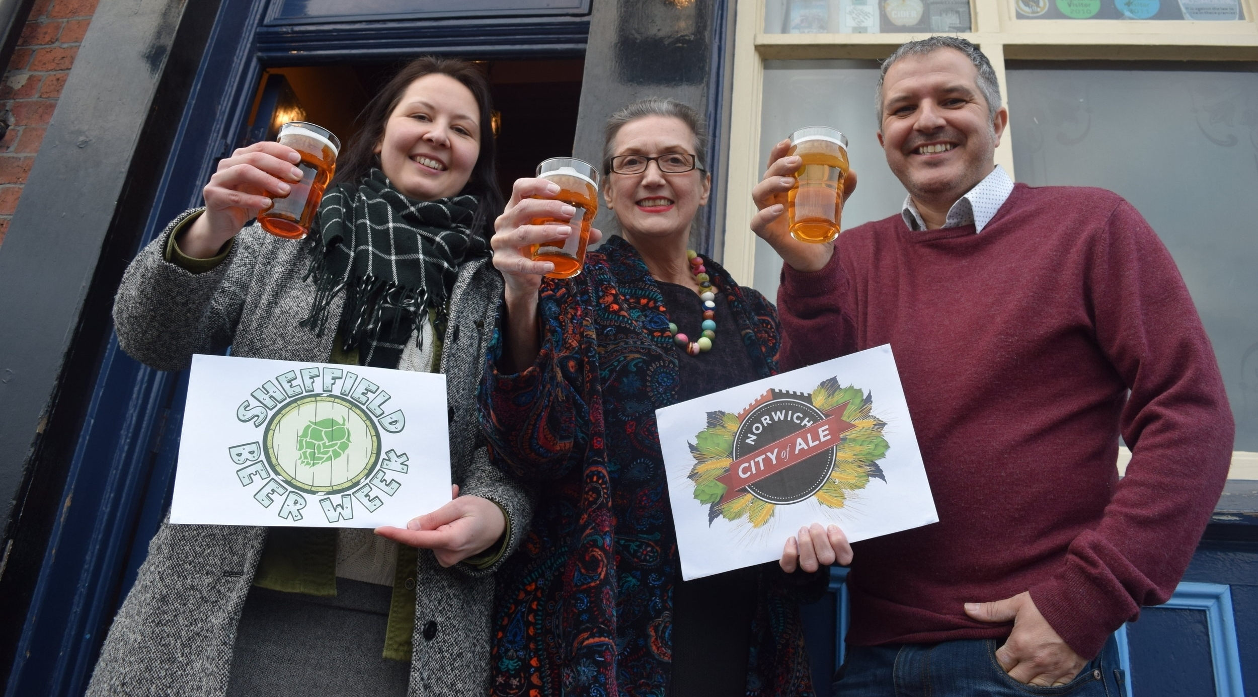 A Tale of Two Beer Cities    Read more...