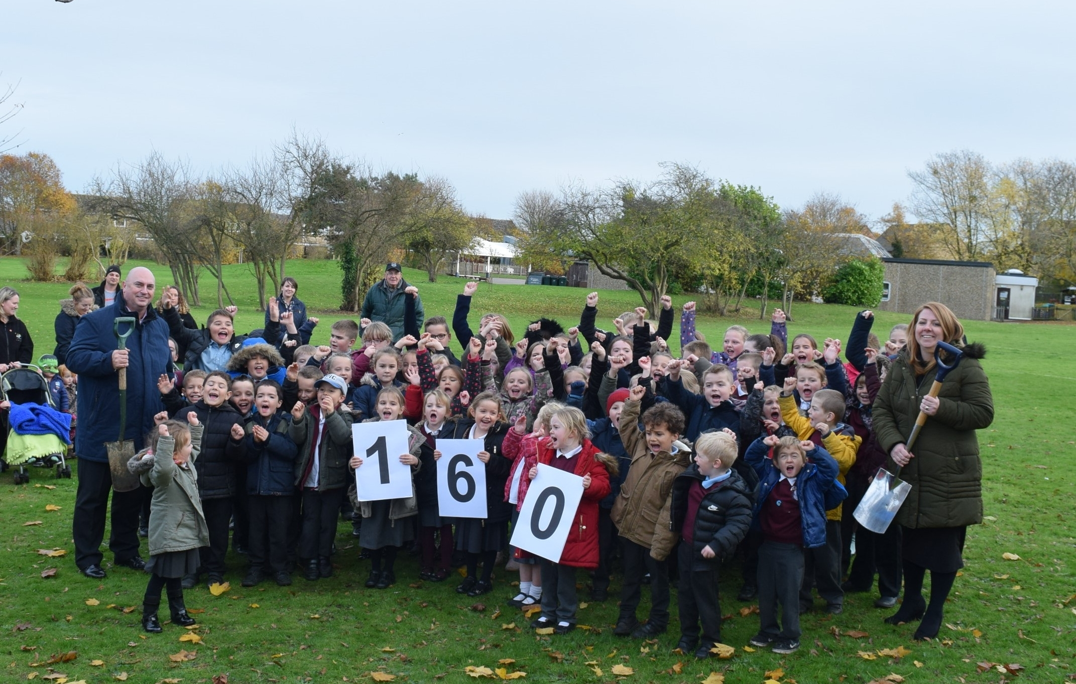 Mistley Norman Primary School Celebrates 160th Birthday    Read more...