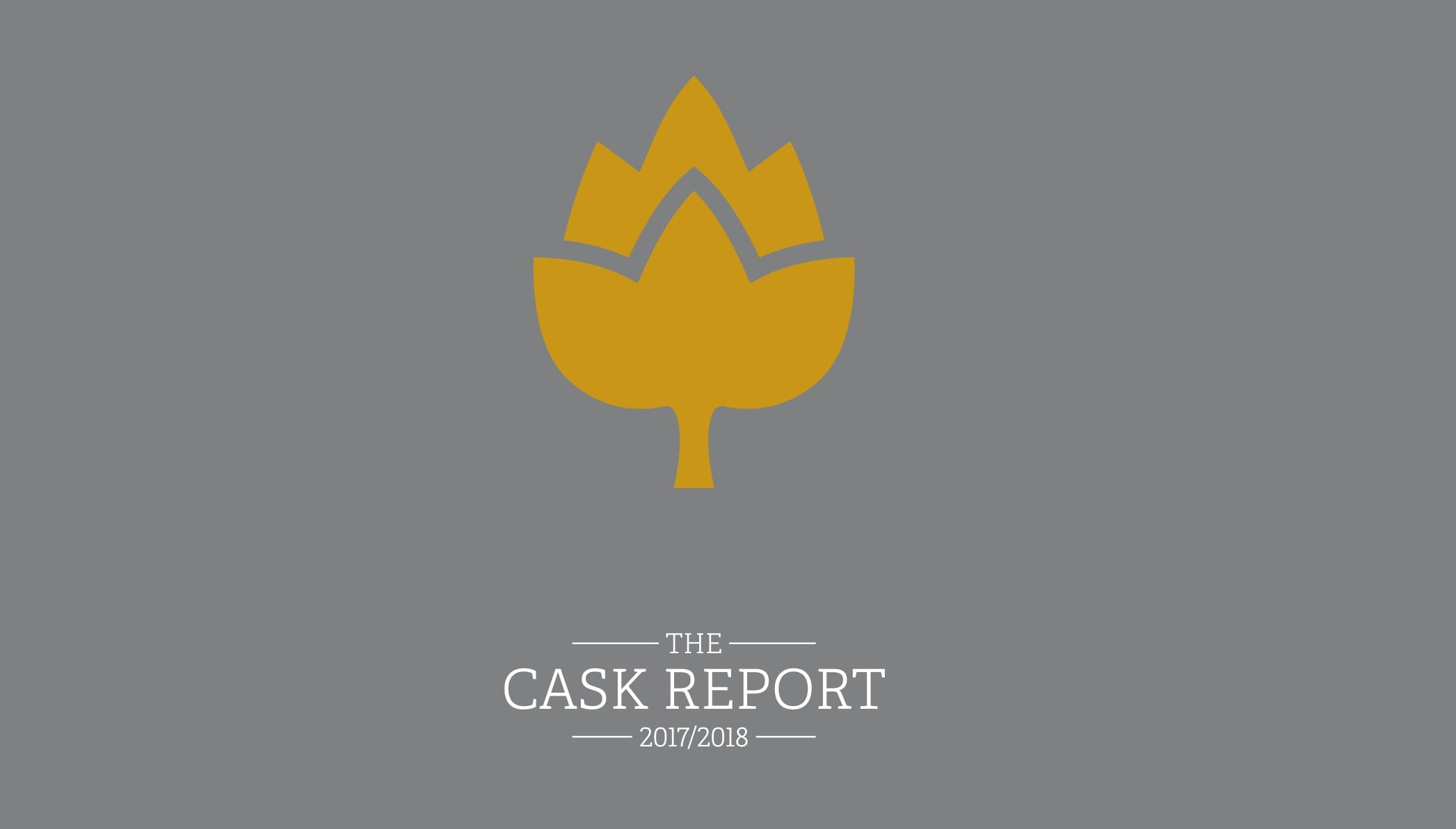 Cask Report 2017/2017 Launches
