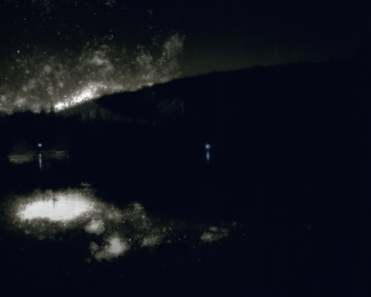 Nocturne no.1  48 x 60 Inches  Digital C-Print