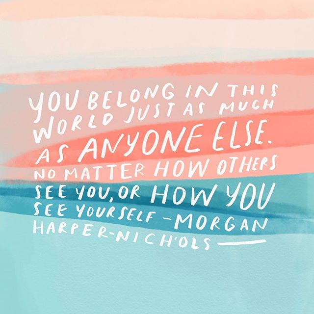 Happy #WisdomWednesday! We hope this lovely quote serves as a reminder that you are incredibly important. No one else can replace you in this crazy world. Never forget how wonderful you are💛🌷#TheYellowTulipProject