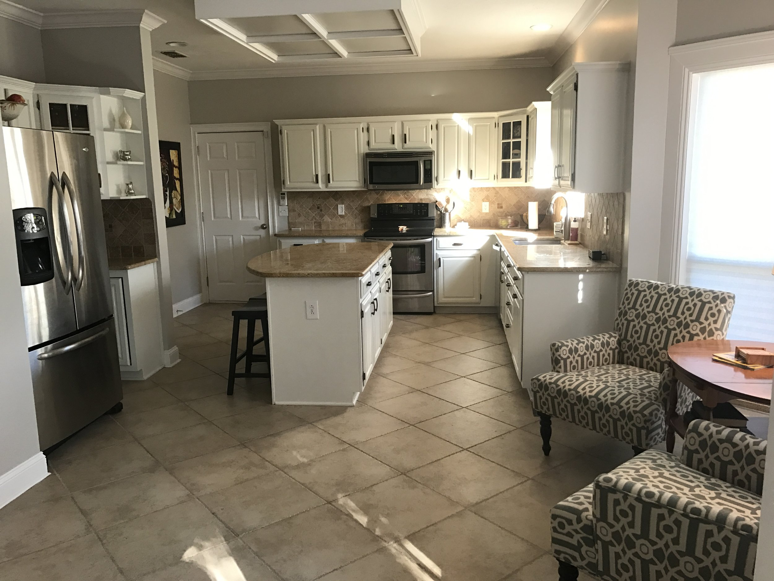 Kitchen - Jacksonville Florida House for Sale