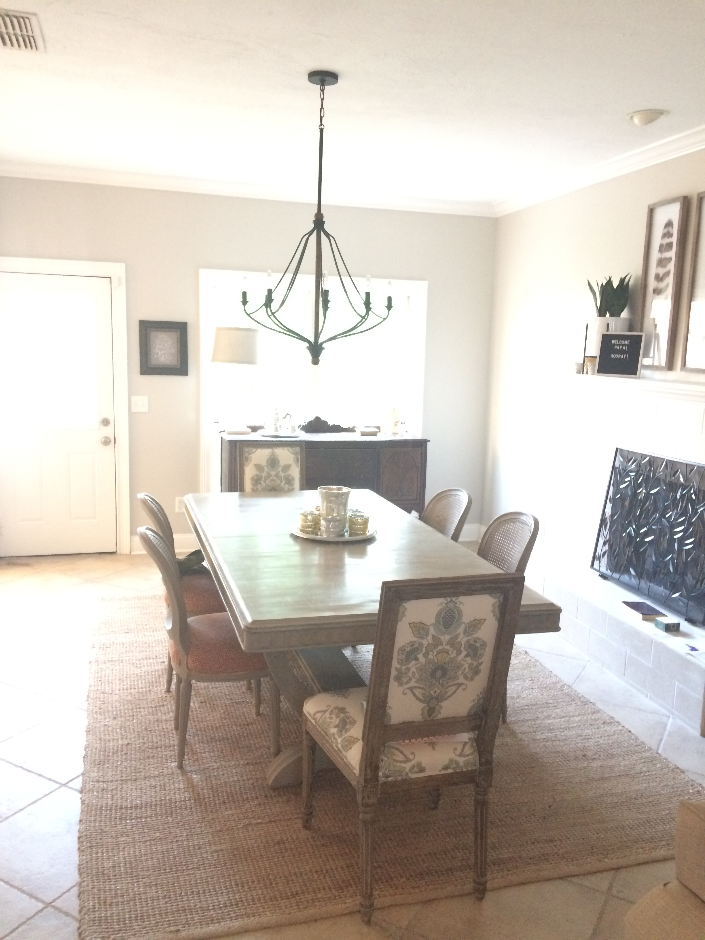 Dining Area - Jacksonville Florida House for Sale