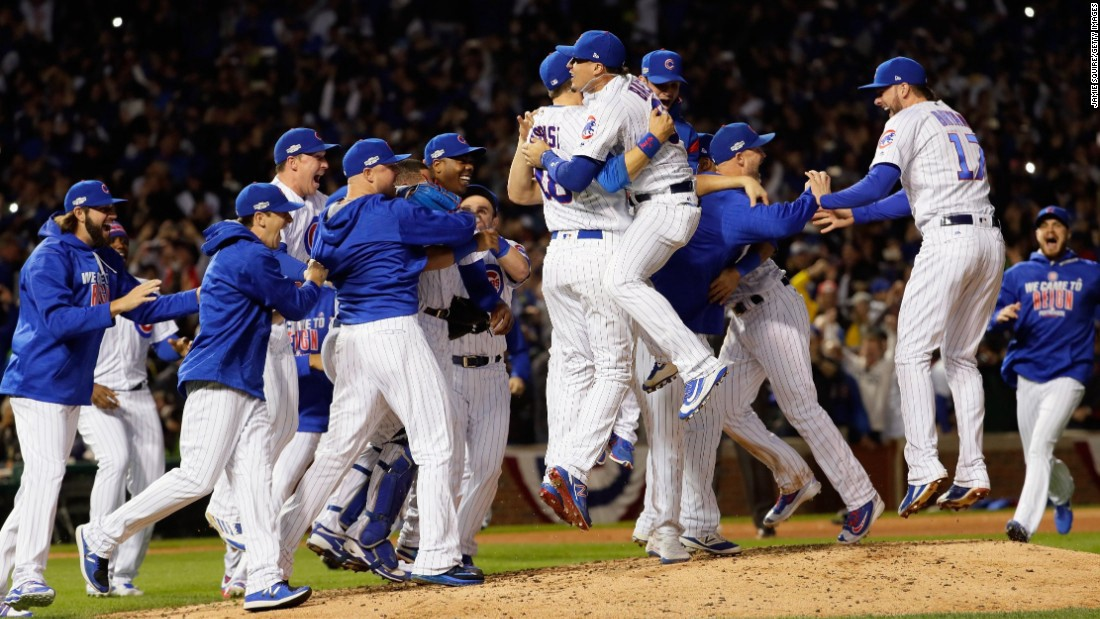 Chicago Cubs Used This One Characteristic To Win The World Series