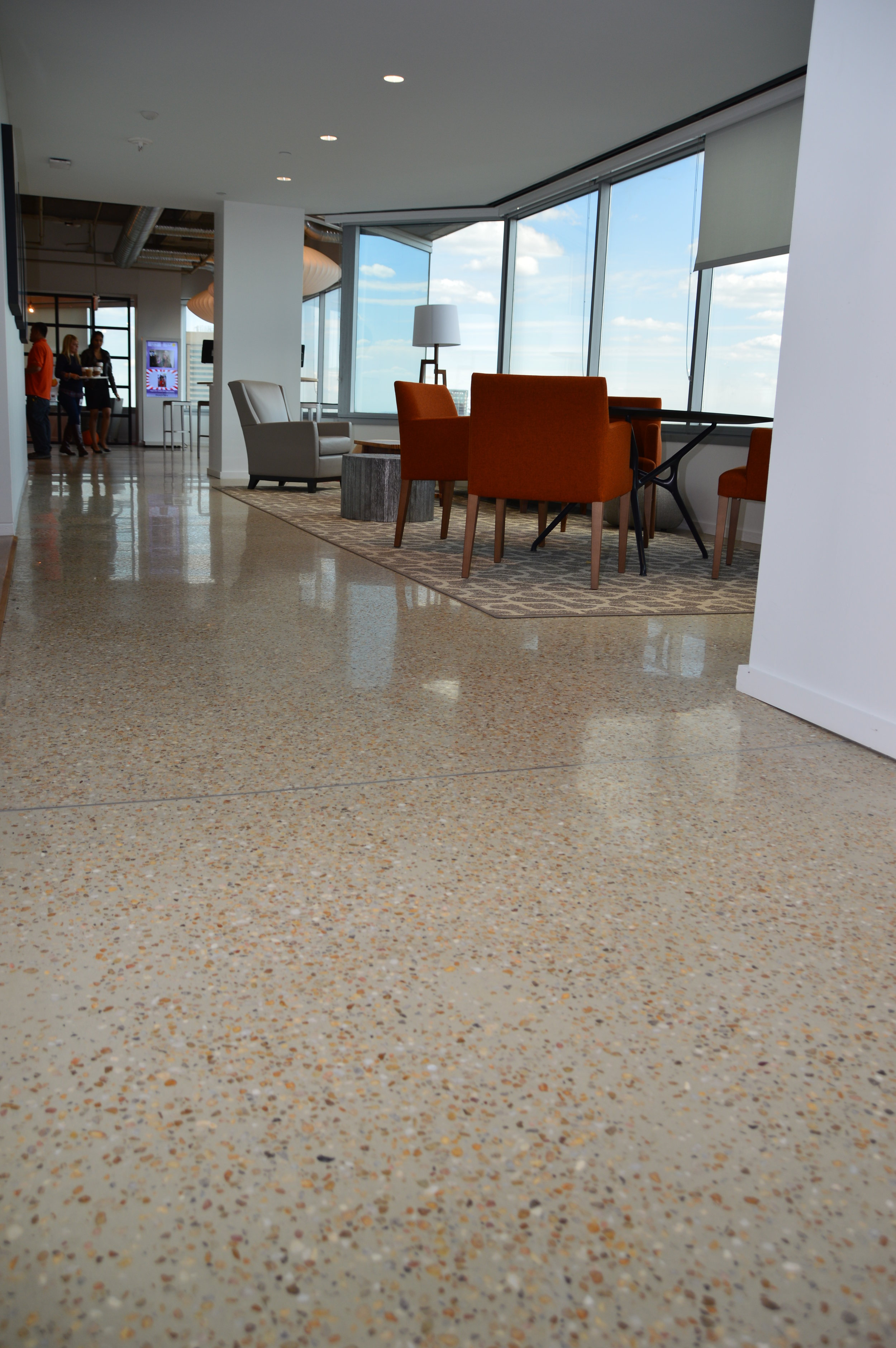 Epoxy Flooring Epoxy Flooring Maryland Hyde Concrete